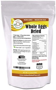 whole dried eggs powder
